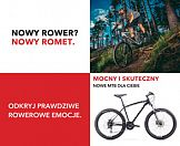 Romet z wiosenną kampanią promującą rowery