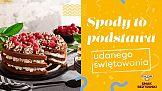 Portfolio: Trwa kampania Spodów Tortowych od Dan Cake