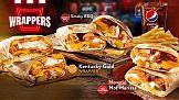 """Kampania """"KFC Wrappers – smak, który budzi szacunek na mieście"""""""