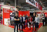 Agfa Graphics po targach Remadays Warsaw 2017