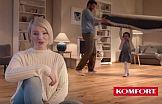 Dorota Szelągowska w świątecznej kampanii Komfort