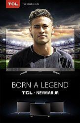 Neymar Jr. globalnym ambasadorem marki Tcl