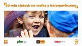 30 mln zł od Zygmunta Solorza i Grupy Polsat na walkę z pandemią