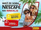 Unique One przygotowała konkurs dla marki Nescafe
