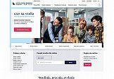 Nowe strony internetowe Wyższych Szkół Bankowych