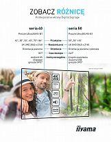 Komunikacja cyfrowa następnej generacji – nowe ekrany Iiyama 4K digital signage