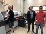 Kolejna inwestycja drukarni Zapol z Duplo Polska