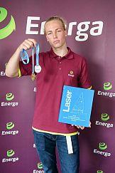 Michał Krasodomski w gronie ambasadorów Energi