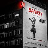 Mural Banksy'ego w Warszawie