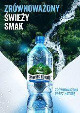 Żywiec Zdrój z nową odsłoną klasycznej wody niegazowanej
