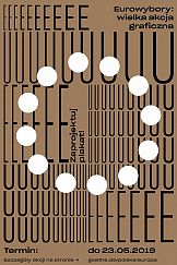 Zaprojektuj Plakat na Eurowybory: Akcja Goethe-Institut
