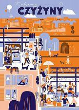 Plakaty Katarzyny Boguckiej w CH Czyżyny