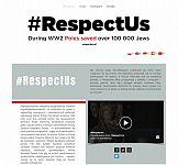 """Kampania #Respectus - """"oddolny sprzeciw wobec zakłamywania historii"""""""