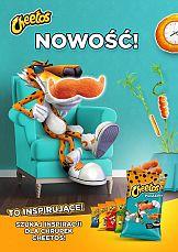 Cheetos Mustache inspiruje w kampanii
