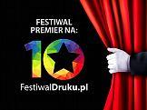 Festiwaldruku.pl – festiwal premier, pokazów i szkoleń