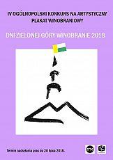 Dni Zielonej Góry - Winobranie 2018: Konkurs na plakat