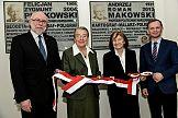 SAIP PW: Odsłonięcie tablicy pamiątkowej na Politechnice Warszawskiej