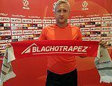 Kamil Glik w kampanii wizerunkowej Blachotrapez