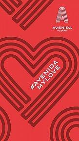 #Avenidamylove: Walentynki w Avenidzie Poznań