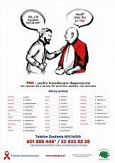 Czas na rozmowy o zdrowiu i HIV: Kampania edukacyjna