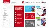 Sklep internetowy marki Vileda w nowej odsłonie