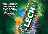 Lech Premium po raz piąty na Pol'And'Rock