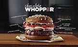 Czekoladowy Whopper bohaterem spotu Burger King