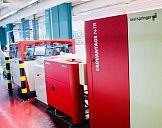 Rozwiązania Agfa w drukarni Axel Springer Spandau