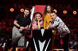 """""""The Voice of Poland"""" z niewielką przewagą nad """"Mam Talent"""""""