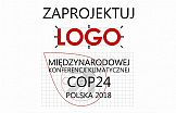 Logo COP24: Konkurs dla studentów