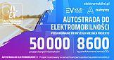 Kampania Autostrada do elektromobilności: 50 tys. km przejechane za darmo