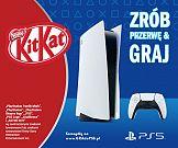 Unique One przygotowała loterię dla marki Kitkat
