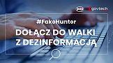 #Fakehunter - PAP i Govtech walczą z dezinformacją o SARS-CoV-2