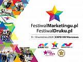 Festiwalmarketingu.pl & Festiwaldruku.pl już w przyszłym tygodniu - trwa rejestracja