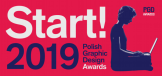 Polish Graphic Design Awards 2019: zgłoszenia do 1 maja