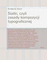 """Kimberly Elam """"Siatki, czyli zasady kompozycji typograficznej"""""""