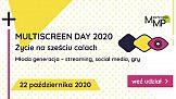 Multiscreen Day 2020: telewizyjny media miks a pokolenie Y, Z i generacja alfa