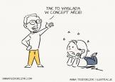 Zawód ilustrator: Praca w concept arcie