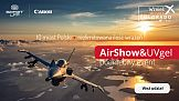 Wznieś się wyżej …z Canon Colorado 1630. AirShow&UVgel już wkrótce - sprawdź szczegóły i bądź z nami!