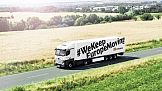 1000 ciężarówek w kampanii DB Schenker