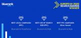 European Search Awards: trzy nagrody dla Bluerank