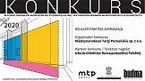 Konkurs studencki na projekt stoiska Izby Architektów RP
