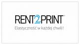 PREMIERA innowacyjnego programu najmu drukarek HP Latex i  HP Stitch -  Rent2Print