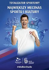 Red8 Advertising jubileuszowo dla Totalizatora Sportowego