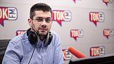 Maciej Głogowski prowadzącym środowy Poranek Radia TOK FM