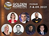 Golden Marketing Conference: znamy prelegentów