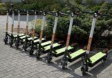 300 hulajnóg elektrycznych z logo ING