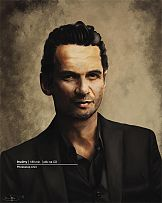 Realistyczny portret - digital painting