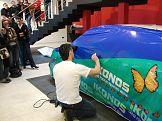 Szkolenie oklejania samochodów w Atrium Centrum Ploterowe
