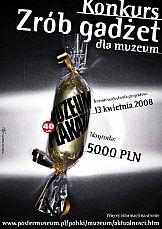 Konkurs na gadżet dla Muzeum Plakatu